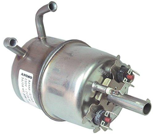 Animo Durchlauferhitzer für Kaffeemaschine A200W-2N, A202W, A100W-2N, TA200W-2N 230V 2100W ø 74mm Länge 148mm
