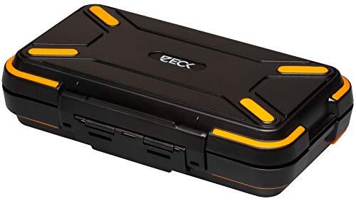Zeck Predator MP Box Pro 20x11,5x5cm - Tacklebox für Stinger & Angelzubehör, Stingerbox zum Kunstköderangeln, Angelbox für Raubfischzubehör