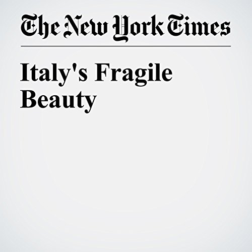Italy's Fragile Beauty audiobook cover art