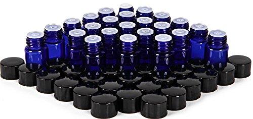 Top 10 Best essential oil 2 ml bottles Reviews