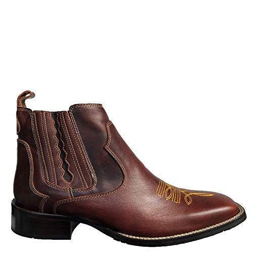 Colorado Men's Western Ankle Boot