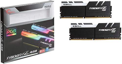 G Skill F4-3200C16D-16GTZR - Tarjeta de Memoria de 16 GB, Color Negro 6