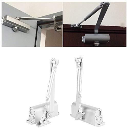 QWSX Productos domésticos Controlador de Puerta de Posicionamiento Más Cerca del Brazo telescópico Ajustable Moderna automático hidráulico Buffer Puerta contra Incendios Piezas de Hardware