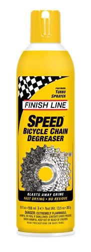 Finish Line Speed Bike Degreaser, 18-Ounce