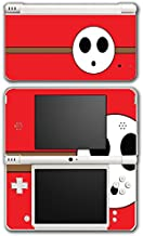 Mario Shy Guy Special Enemy Edition Red Video Game Vinyl Decal Skin Sticker Cover for Nintendo DSi XL System