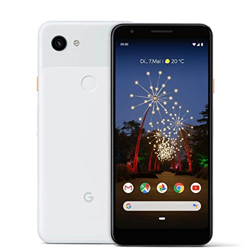 "Google Pixel 3a XL 15,2 cm (6"") 4 GB 64 GB 4G Blanco 3700 mAh - Smartphone (15,2 cm (6""), 4 GB, 64 GB, 12,2 MP, Android 9.0, Blanco)"
