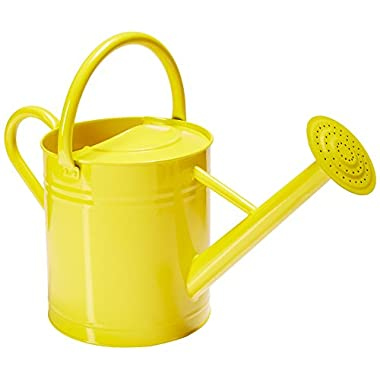 Gardener's Select AW3005PLZ Watering Can, Lemon Yellow, 7 L