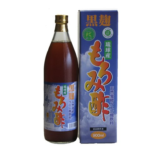 黒麹 琉球産もろみ酢 900ml