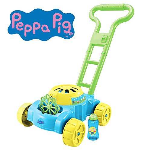 Peppa Pig 1384205.INF - Cortacésped de Juguete, Multicolor