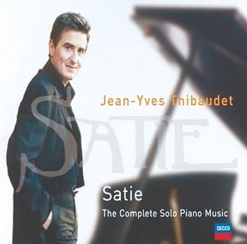 Satie: The Complete solo piano music