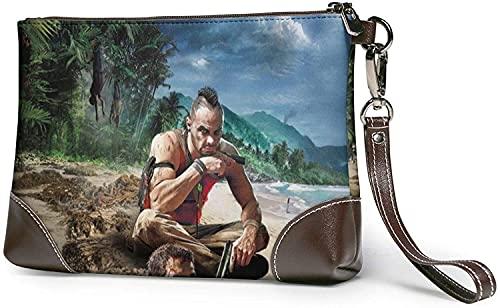 クラッチバッグファークライ ニュードーン (4) メンズ セカンドバッグ Puレザー バック手持ち 小さめ 紳士鞄 着脱ベルト付き 男女兼用 本革 牛革 パーティーバッグ レディース バッグ メンズ 収納 ビジネス ハンドバッグ