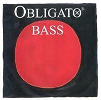 CUERDA CONTRABAJO - Pirastro (Obligato 441220) (Entorchado Sintetico) 2ェ Medium Bass 3/4 D (Re)