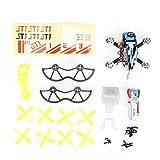Il Drone da Corsa telecomandato Giocattolo educativo Riduce Lo Stress da Pressione Batterie Extra...
