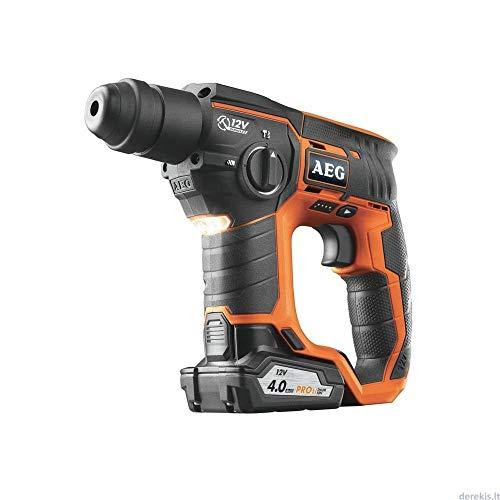 AEG Akku-Bohrhammer BBH 12/4 Ah, 1 Stück, 4935443991