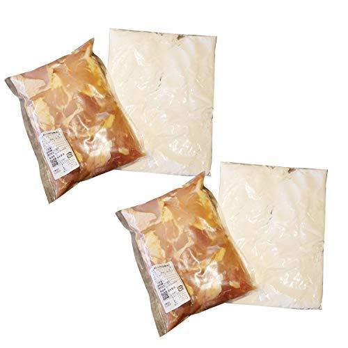綾鶏 骨なしからあげ もも肉 500g×2 片栗粉別添え からあげ 鶏肉 冷凍 惣菜 国産 おかず 大分