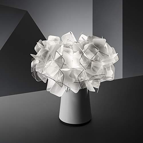 Lampe à batterie rechargeable de table Slamp Clizia LED 3 W H 25 cm