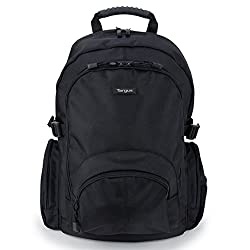 """Removable Padded notebook compartment for screens up to 15.6"""" Hard Wearing nylon exterior with large zippers Adjustable fasteners on each side of the backpack ensuring improved comfort Internal divider for work papers for your day out of the office S..."""