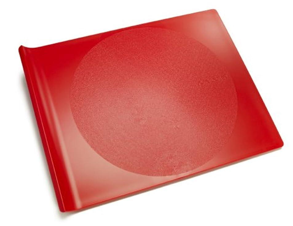 伝える慣れる消毒剤海外直送品Cutting Board Plastic, Small Red Tomato 1 CT by Preserve