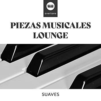 Piezas Musicales Lounge Suaves