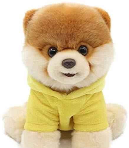 siyat Puppe Puppe Plüsch Spiel Neujahrstag Geschenk mit Kindern Kissen Puppe Kleine Tuch Hund Puppe Kleine gelbe Ente Höhe 22 cm Jikasifa