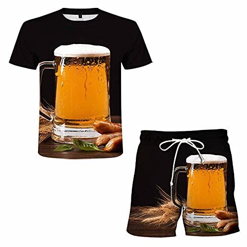 AWDX 2021 Herren T-Shirts + Kurze Hose...