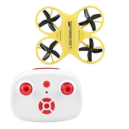 Mini Drone para Adultos Y Niños 2.4g Mini RC Control Remoto Quadcopter Waycopter Funciones RC Altitud Hold