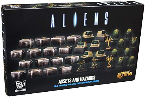 Gale Force Nine ALI04 - Aliens: Assets and Hazards