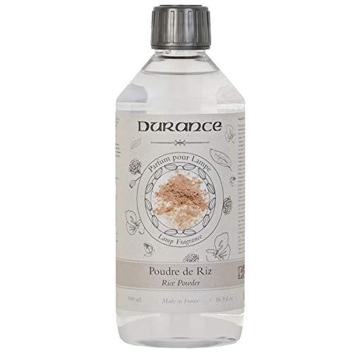DURANCE Parfum Lampe à Catalyse - Poudre de Riz