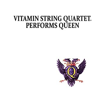 Vitamin String Quartet Performs Queen