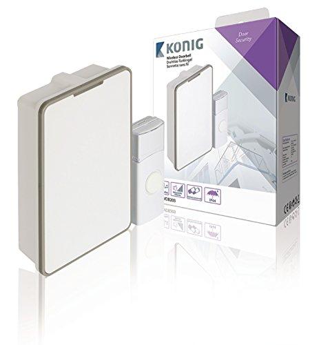 König sas-wdb203 draadloze deurbel kit