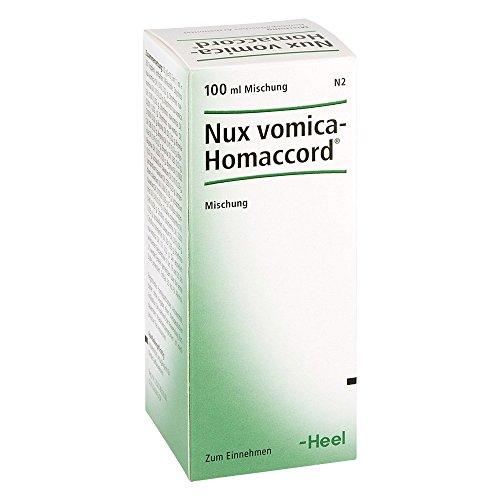 NUX VOMICA HOMACCORD Tropfen 100 ml