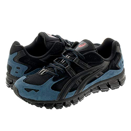 [アシックス] SPORTSTYLE GEL-KAYANO 5 360 BLACK/MAGNETIC BLUE 29.0cm