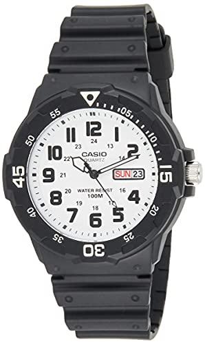 Casio Classic Reloj, Hombre, Negro, no aplicable