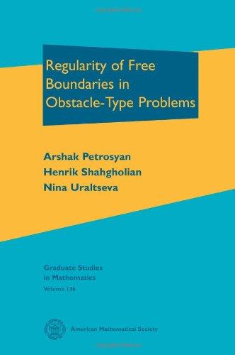 Petrosyan, A: Regularity of Free...