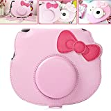 kaersishop Cámara Mini Kitty con 10 Disparos - Hello Kitty Pink Bag