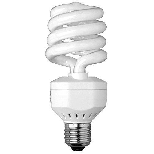 Walimex Spiral-Tageslichtlampe (25 W, entspricht 150 W) für Studio- und Produktfotografie