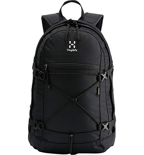 Haglöfs Wanderrucksack Backup smarte Details True Black 1-SIZE 1-SIZE