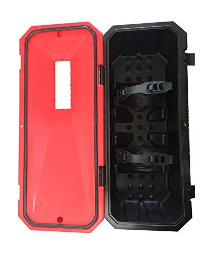 Matel Service Brandblusserkast, 6 kg, beschermdoos, kunststof voor vrachtwagens