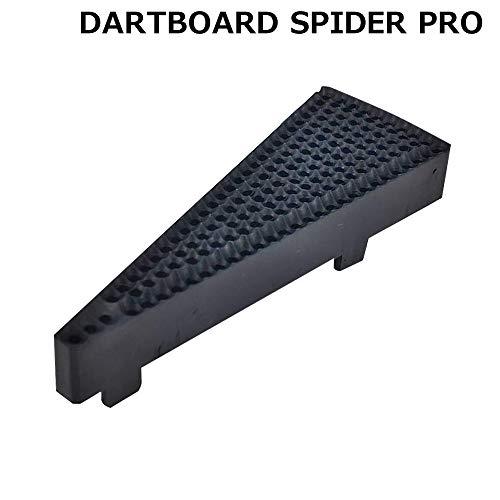 D.CRAFT ディークラフト DARTBOARD SPIDER PRO用 交換セグメント シングル内側 ブラック ダーツ ボード