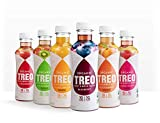 Treo Fruit & Birch Water Drink Variety Pack, Pack of 12