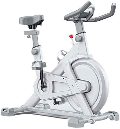 Wghz [Promozione 2021] Cyclette Ciclismo Indoor stazionaria per Allenamento Cardio Professionale, Allenamento Cardio Indoor da casa