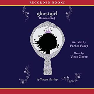 Ghostgirl: Homecoming audiobook cover art
