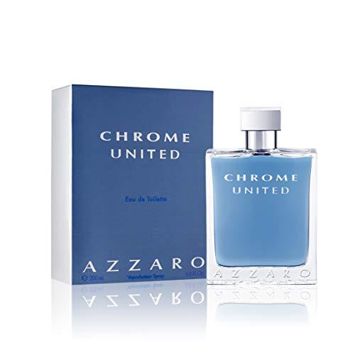 Azzaro Chrome United Eau de Toilette - Mens Cologne