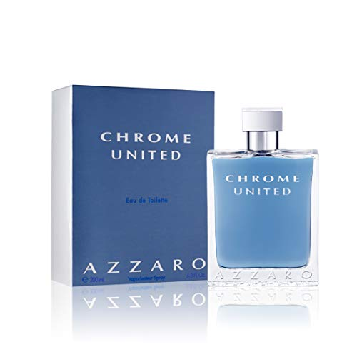Azzaro Chrome United Eau de Toilette - Mens Cologne
