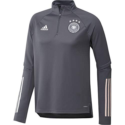 adidas Performance DFB Trainingssweat EM 2020 Kinder grau, 140