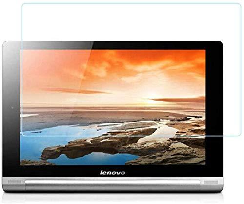 VovIPO - Pellicola protettiva per Lenovo Yoga Smart Tab 10.1, durezza 9H, bordo rotondo 2.5D, in vetro temperato, per Lenovo Yoga Smart Tab 10.1'