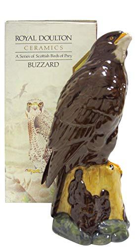 Whyte + Mackay - Royal Doulton Ceramic Buzzard - Whisky