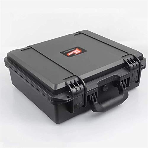 GOVD Caja de la cámara con el portátil de Espuma de Protección Caja de Transporte Resistente a Prueba de Agua Caja de Herramientas en Forma de Caja de Equipos de Aviones no tripulados