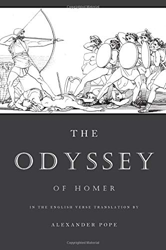 The Odyssey: The Verse Translation by Alexander Pope (Illustrated)