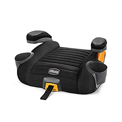 GoFit Plus Backless Booster Car Seat - Iron by Chicco